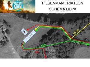 Pilsenman - triatlon depo 2017